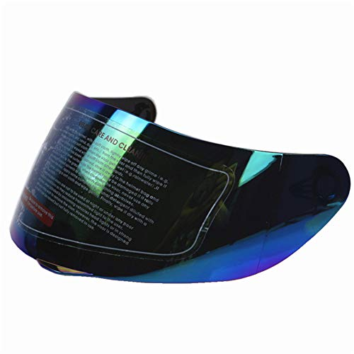 6SHINE Visiera del Casco per Casco K3SV / K5 - Anti-UV, Anti-Nebbia, Anti-graffio