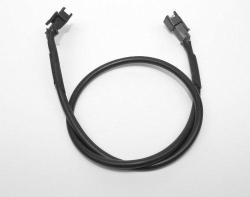 Powerbike Cavo di prolunga 3 pin per il sensore di velocità o la maniglia del gas, lunghezza 60 centimetri F / F