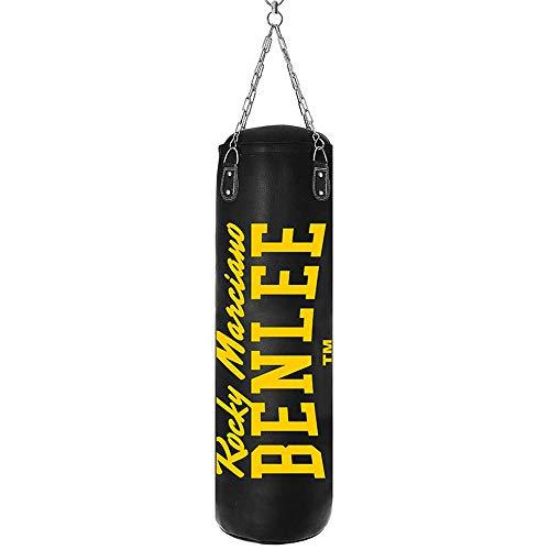 BENLEE PU Boxing Bag DONATO 120cm - Black Größe 120cm