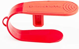 UnbuckleMe Car Seat Buckle Release Tool - As Seen On Shark Tank - Makes It Easy to Unbuckle A Child's Car Seat - Easy Tool...