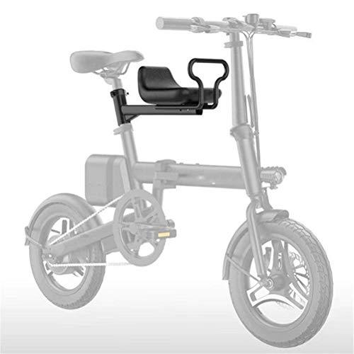 CHHD Universal Kindersitz, tragbarer Kindersitz, mit Armlehnen, für Elektroauto, Mountainbike, Klapprad