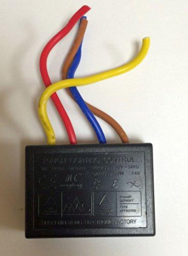 Touchdimmer Touch Dimmer Modul MT-1009A 20-150 Watt Ersatzteil