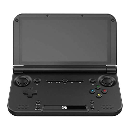 Morton3654Mam Handheld Game Console, 5 Inch Touch Screen Android 7.0 Portable Video Gamer Laptop MT8176 Hexa-core CPU, PowerVR GX6250 GPU, 4GB/32GB