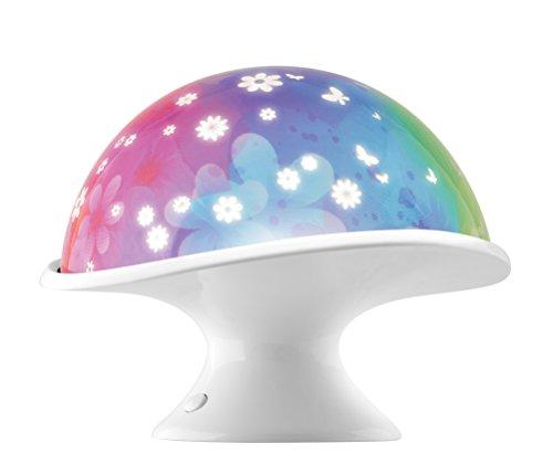 In My Room Moonlight Mushroom Tabletop Décor Night Light Projector