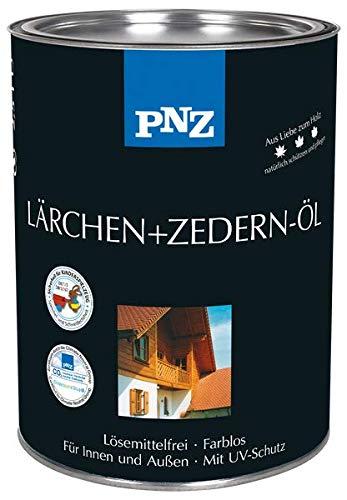 PNZ lariks- en cederolie 2.5L