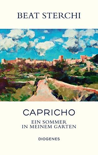 Buchseite und Rezensionen zu 'Capricho: Ein Sommer in meinem Garten' von Beat Sterchi