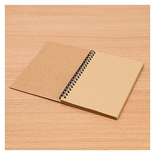 1 PC Diario de cuaderno de bocetos para dibujar pintura Graffiti Papel suave Papel Sketchbook Bloc de notas Notebook Oficina Suministros escolares (Color : B)