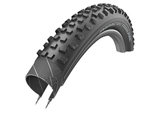 Impac Unisex's Trailpac Tyre, Black, 29 x 2.10-Inch
