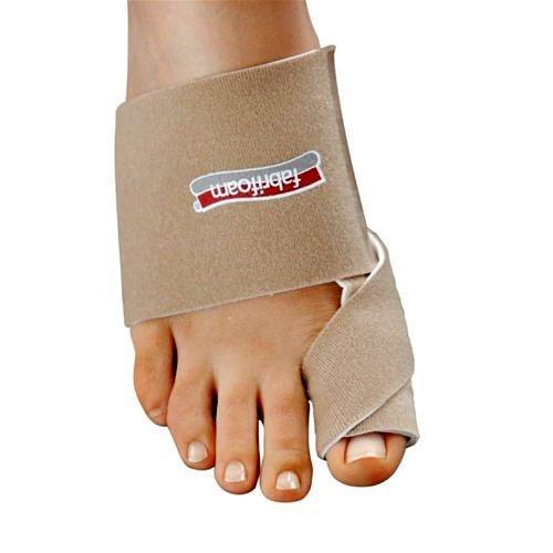 Fabrifoam Bunion Splint - Left - SM - Shoe Sizes: Women 4-10 / Men 6-8