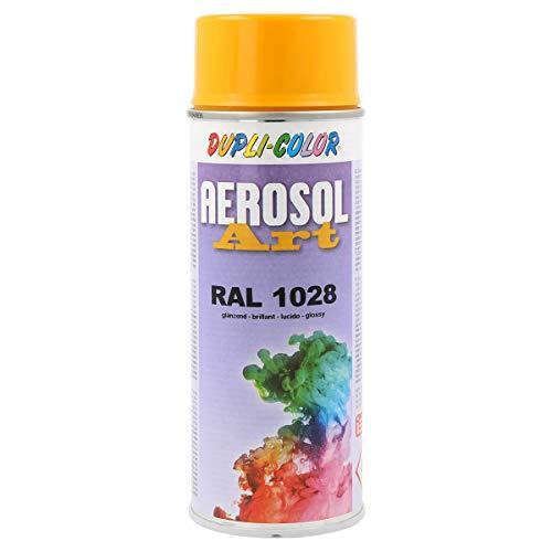 Dupli-Color 722509 Aerosol Art Ral 1028 glänzend 400 ml