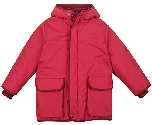Finkid Talvi Rot, Kinder Jacke, Größe 130-140 - Farbe Persian Red - Cabernet
