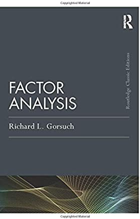 Factor Analysis: Classic Edition