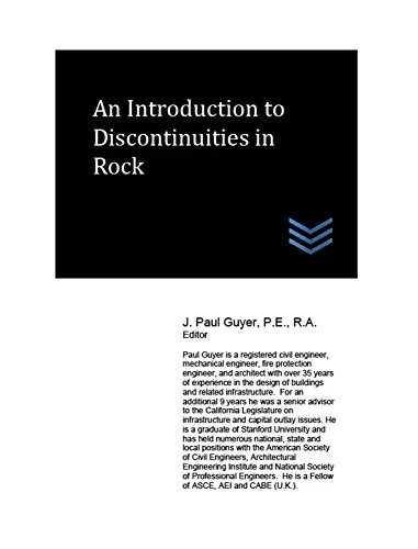 An Introduction to Discontinuities in Rock