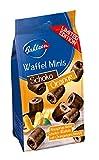 Bahlsen Waffel Minis Schoko Orange, Limited Edition- Ideal zum Snacken, 1er Pack (1 x 100 g)