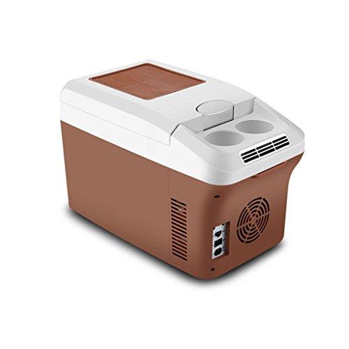15L auto koelkast auto dubbele mini koelkast 24V vrachtwagen 12V auto 220V huis grote capaciteit koeling