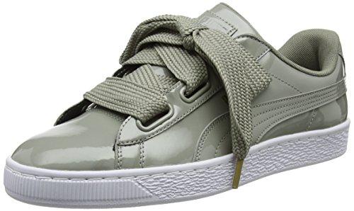 puma basket heart patent wn's sneakers basses femme