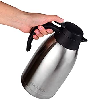 Cresimo Stainless Steel Thermal Double Walled Vacuum Flask 68 Oz