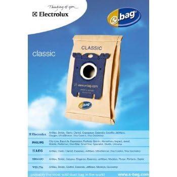 véritable Aspirateur Electrolux S Sac classique E200B Sac en