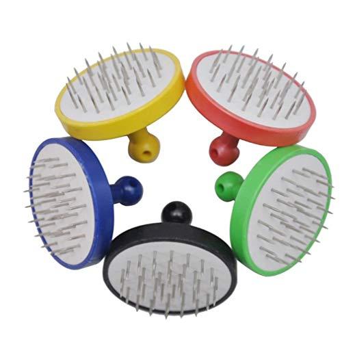 ASFD Nuevo perforador de Orificios de Papel de Aluminio para cachimba para el hogar y el jardín para tazón Shisha Nargila, abridor de Orificios para Pipa de Agua (Azul)