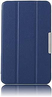Asng LG G PAD 8.3 Case - Ultra Slim Lightweight Standing Cover for LG G Pad 8.3 V500 / V510 / Verizon 4G LTE 8.3-Inch Tablet (Drak Blue)