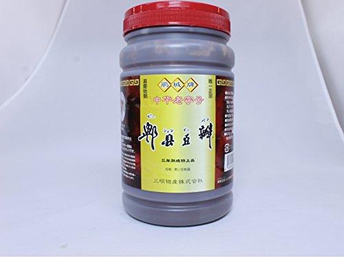三明物産 ピーシェン豆板醤 1kg