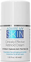 Potent Retinoid Cream - This Anti Aging Anti Acne Retinol Moisturizer Helps to Clear Skin, Fight Wrinkles and Provides You With That Healthy Youthful Glow