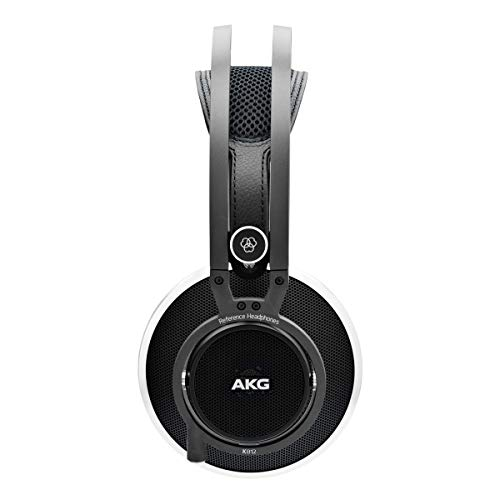 AKG Pro Audio K812 PRO Over-Ear, Open-Back, Flat-Wire, Superior Reference Headphones