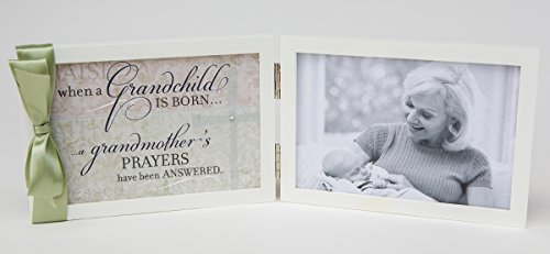 When a Grandchild is Born Frame - Gift for New Grandma or to-Be-Grandma