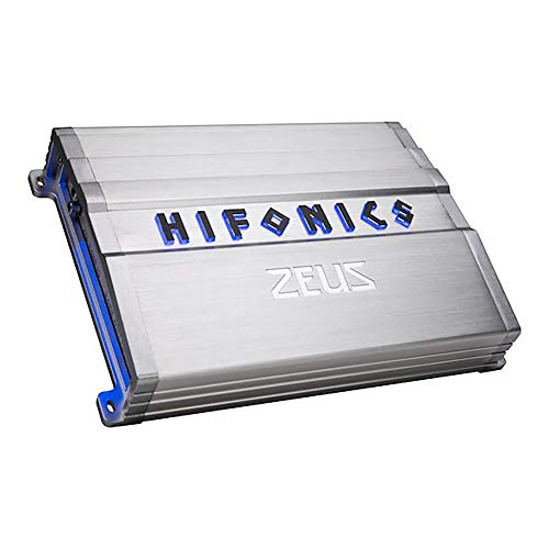 Hifonics Zeus 1X2400WATT@1OHM Mono