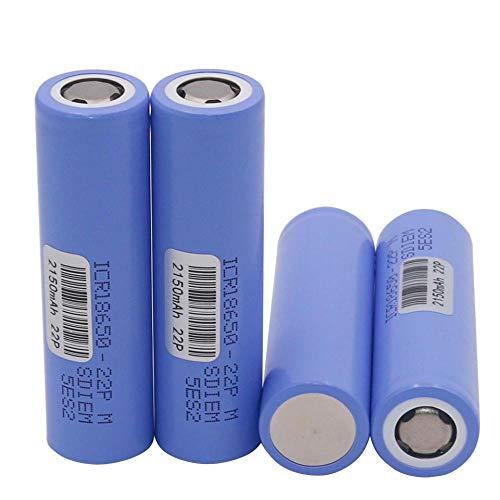 18650 Batería Icr18650-22P 2200Mah 3 7V Au Litio D Recargables Icr18650 22P...