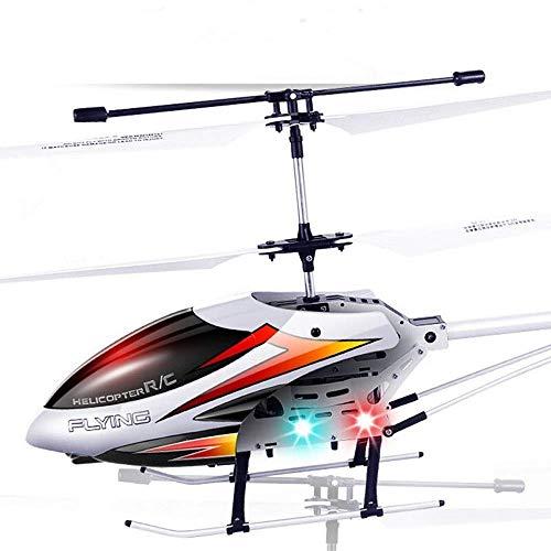 3.5 canales enorme resistencia al accidente control remoto avión de avión de juguete, helicóptero RC estable construido en el sistema Gyro Super fácil de volar fácil de aprender bien Operación Boy Jug