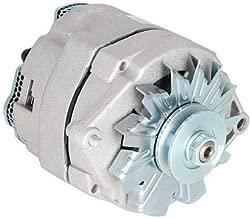 Alternator - Delco Style (7186-12-105) Compatible with International 1466 766 1066 1086 966 Case John Deere 4640 4450 4050 4240 4250 4650 8430 4030 4230 4840 4040 4430 4630 4440 4850 Case IH