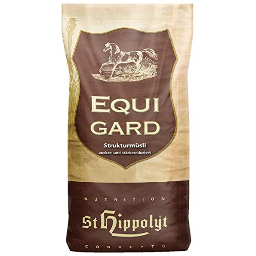 St.Hippolyt - 25kg Tüte - Equigard Classic Pellets