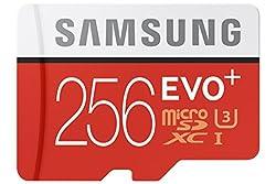 Micro SDXC Karte mit 256GB von Samsung