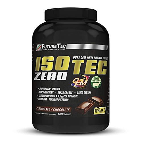 Future-Tec Iso Tec Zero Cfm 1890 Gr Cioccolato - Future Tec - 1890 g