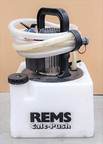 REMS Calc Push Nr. 115900 Entkalkungspumpe Kalkpumpe Entkalker Kalk Pumpe