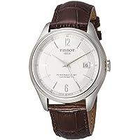TissotBallade Automatic Chronometer Silver Dial Men's Watch (T108.408.16.037.00)