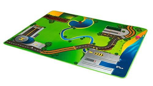 BRIO World - Alfombra de Juego BRIO Tren Accesorios para niños a Partir de 3 años - Compatible con Todos los Juegos de Tren BRIO