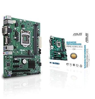 ASUS LGA1151  300 Series  DDR4 M.2 VGA mATX Motherboard Motherboards Prime H310M-C R2.0/CSM