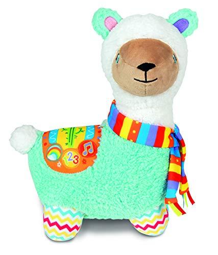Clementoni Baby 55342 - Peluche - Llama