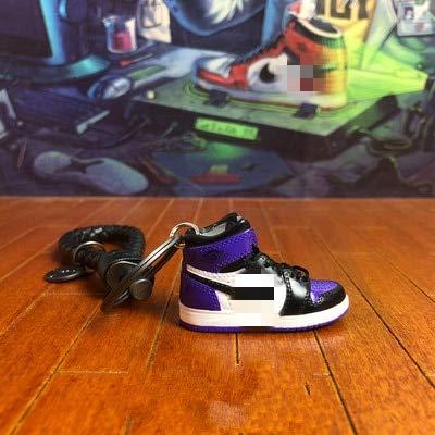 Fashion Mini Sneaker 3D Llavero- 1