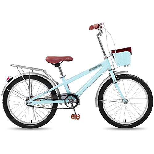 Bicicleta para niños Bicicleta de Montaña para Niños, Bicicleta BMX con Freno de Disco Doble para Niños de 4 A 12 Años, Adolescentes Bicicleta Al Aire Libre Portátil para Niño y Niña