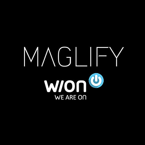 Wion Maglify Reader