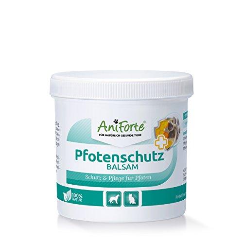 AniForte® Pfotenschutz Balsam 120 ml – Besonderer Schutz & Pflege für Pfoten - Pflegemittel für Hunde und Katzen