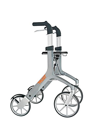 Trust Care Rollator Let's Fly grau