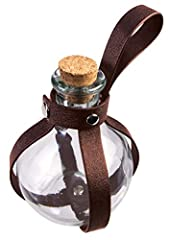 Brand new Fantastic quality Great accessory for any Adult Classic Witch costume This posting includes: Witch or Wizard Potion Bottle as featured Please note that only the items listed above are included.