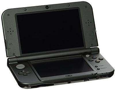 Nintendo New 3DS XL Console - Black (Renewed)