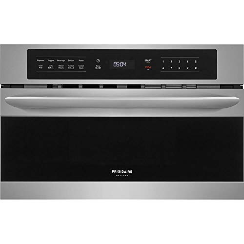 Frigidaire FGMO3067UF 30 Inch Built In 1.6 cu. ft. Capacity Microwave Oven in Stainless Steel