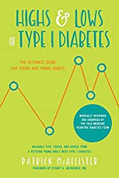 Type 1 Diabetes Books - highs & lows of type 1 diabetes