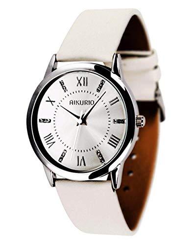 AIKURIO Women's Wrist Watch Analog...